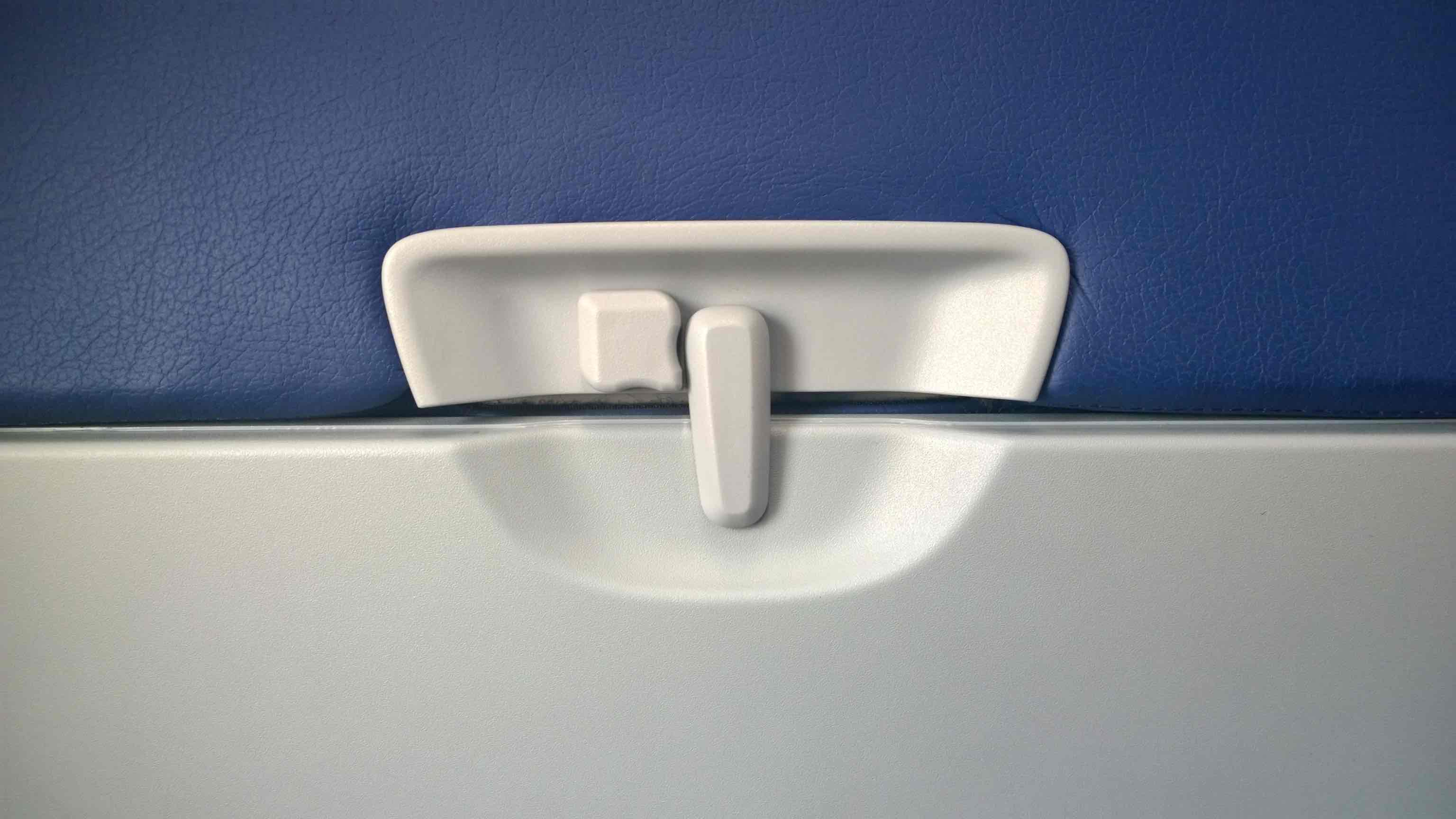 The Airplane Tray Table