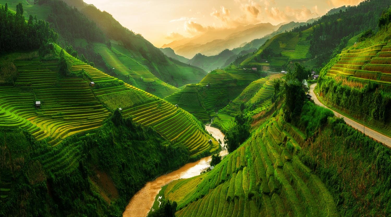 Around the world in 10 impressive landscapes