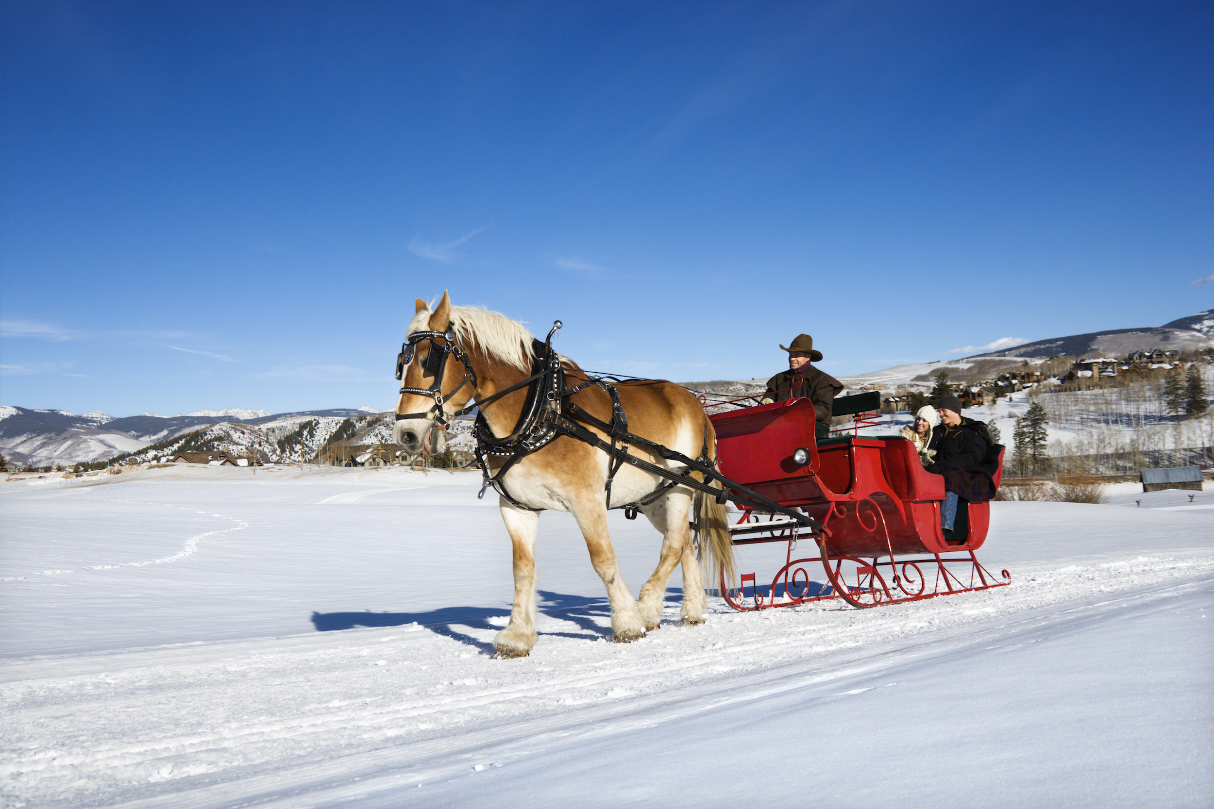 Best sleigh-riding destinations in Europe