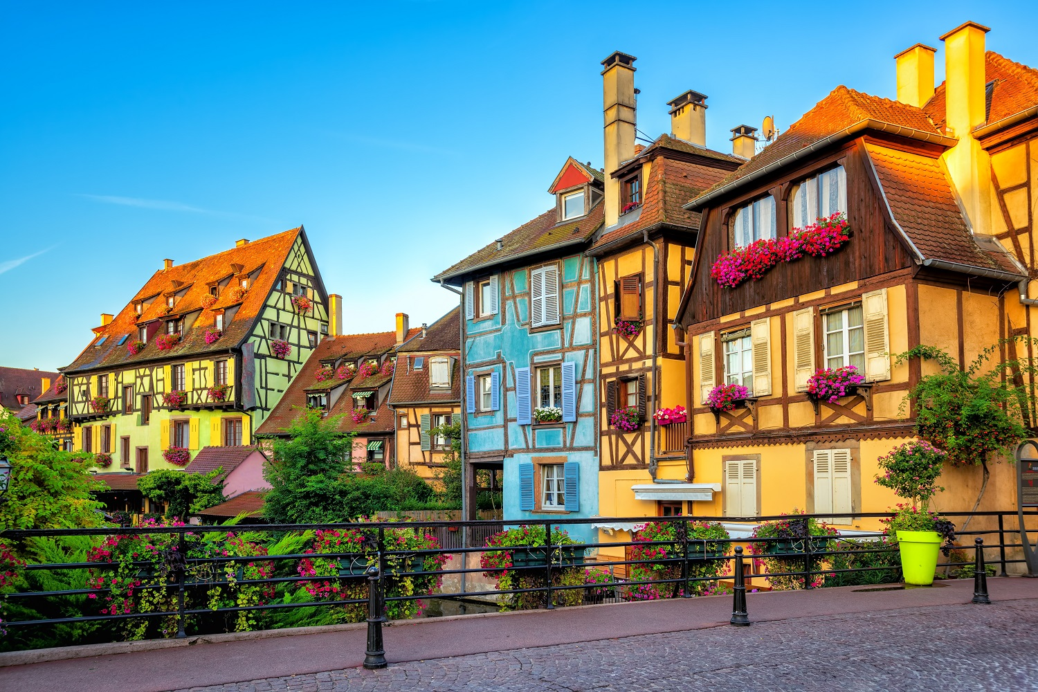 Around the world in 8 fairytale destinations